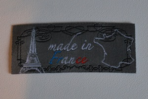 "�tiquette Lalimaya ""Made in France"""